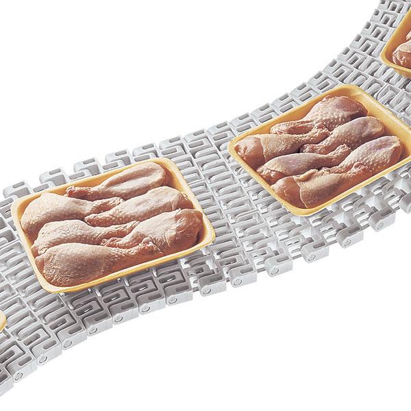 modulbånd plastik Fødevarer
